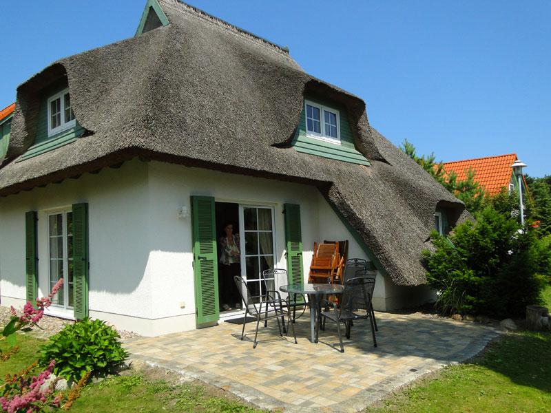 Reetdach-Frienhaus für 6 Personen